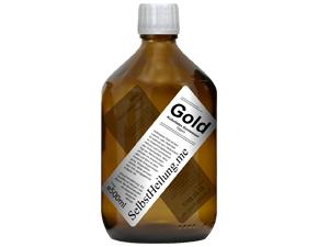 Kolloidales Gold, 10ppm